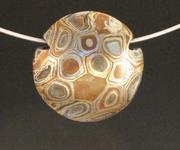 Mokume-Gane Pendant