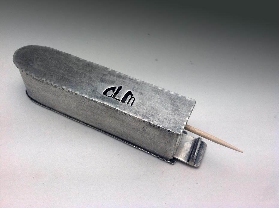 OLM Toothpick Dispenser