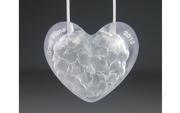 Hollow Heart- Pendant