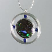 Opal compass