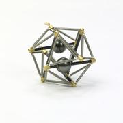 """Tensegrity"" Icosahedron"