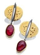 Garnet Rio earrings