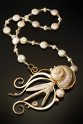 jellyfish necklace