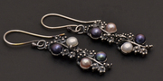 Counterpoint Baroque Earrings