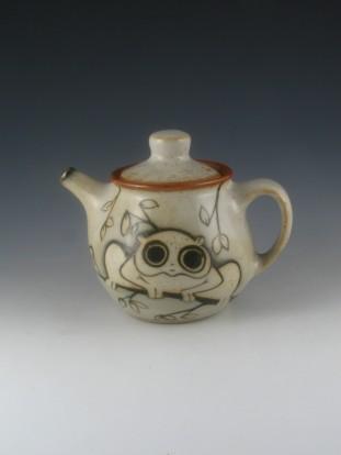 Tarsier Teapot