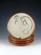 Manatee and Shrimp Plate