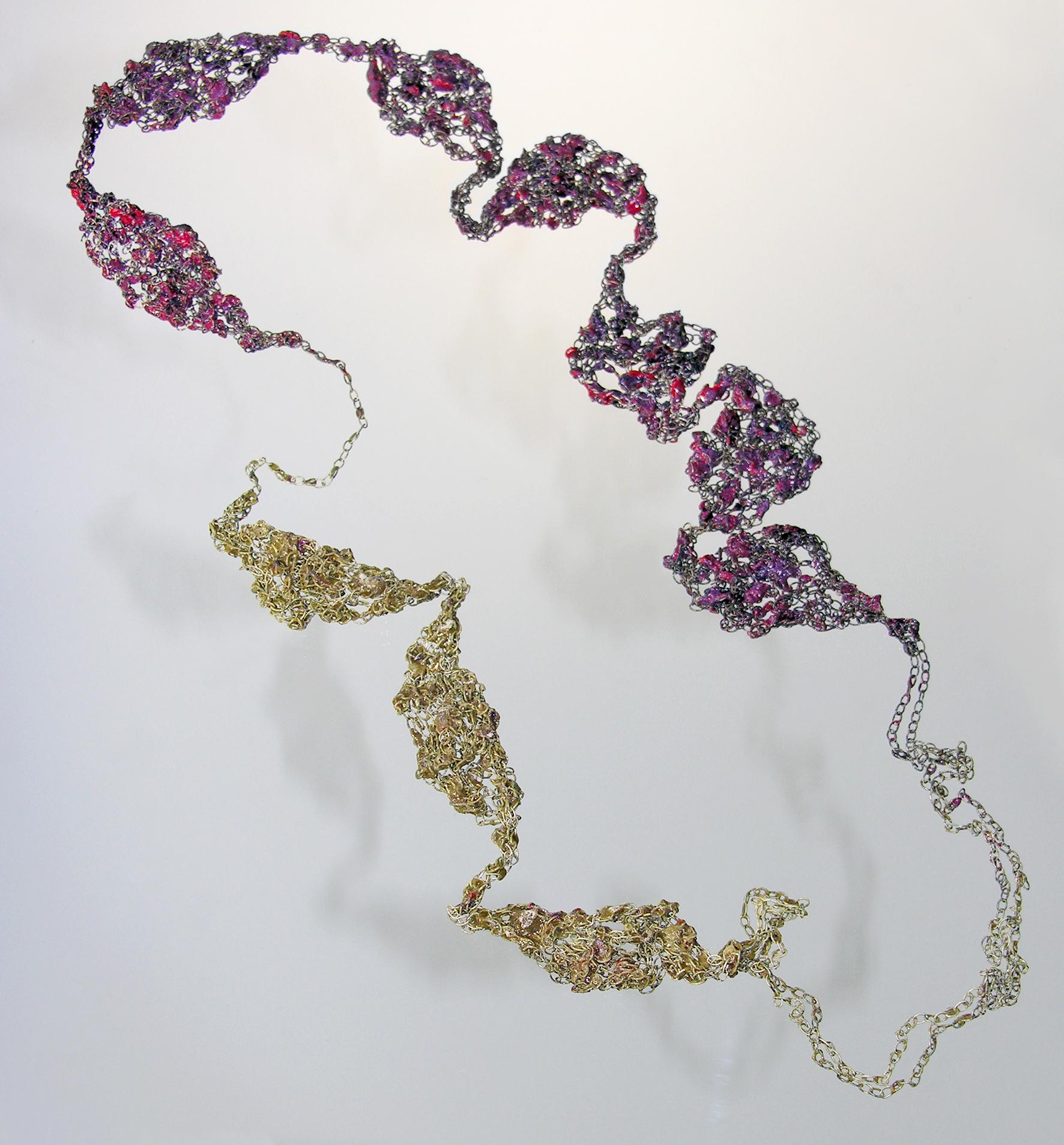 Flow-Fileri necklace 2014-Liana Pattihis