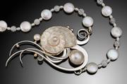 delphinula necklace