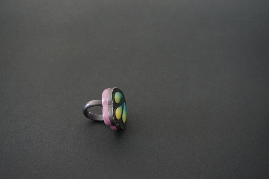 The Basil Ring detail
