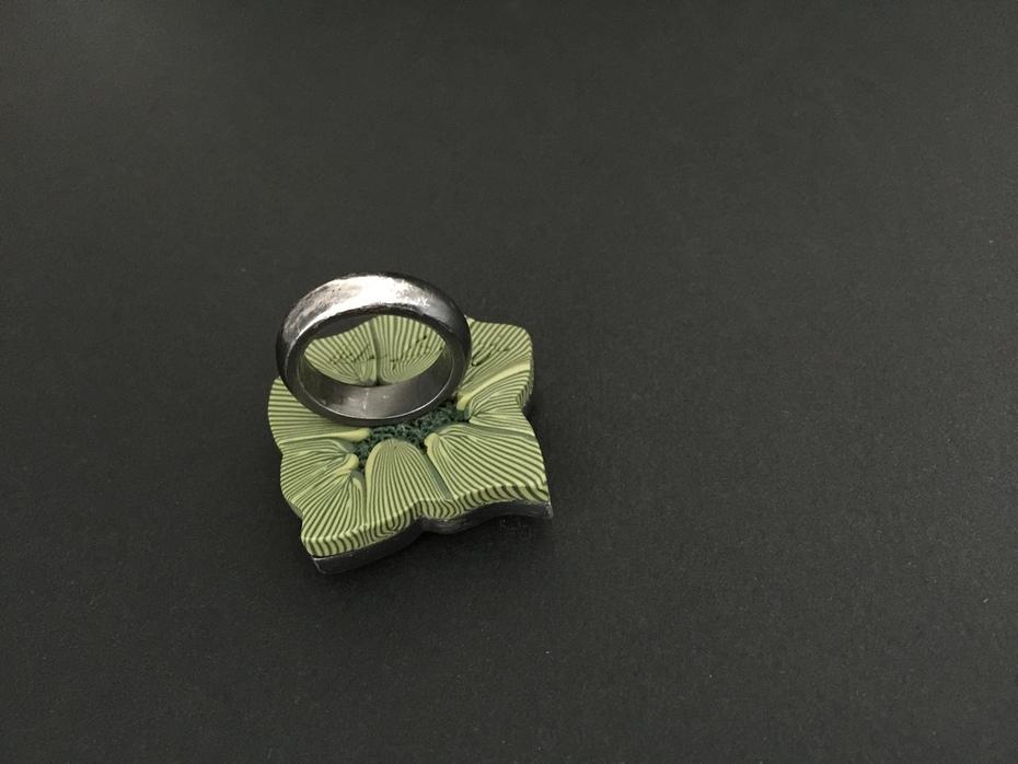 The Gardenia Ring detail2