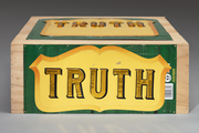 TRUTH - a Pandora's box Fabricating TRUTH one bracelet at a time.