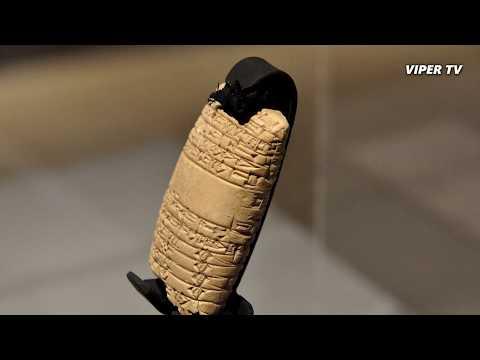 Sumerian Texts Speak of Strange Shem Devices