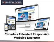 SOS Media Corp - Canada's Talented Responsive Website Designer