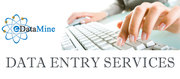 Outsource Data Entry Services - EDataMine
