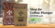 Shop for Coffee Plunger Online With LivingZest