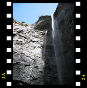 Switserland Waterfall 1