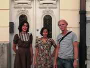 Belgrado met actrices