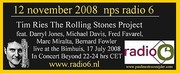 Radiouitzending Tim Ries