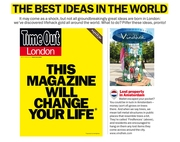 LONDON Time Out Magazine Vindhek