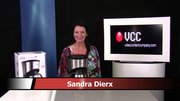 Productvideo Koffiezet apparaat met VCC presentatrice Sandra