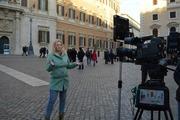 Editorial at Cinque Quotidiano Rome