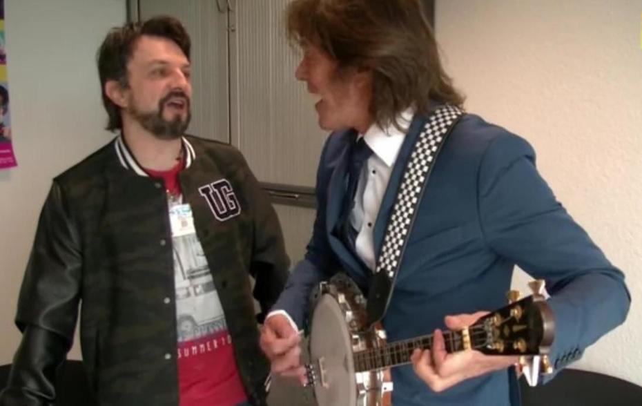 Sing along with Jürgen Drews