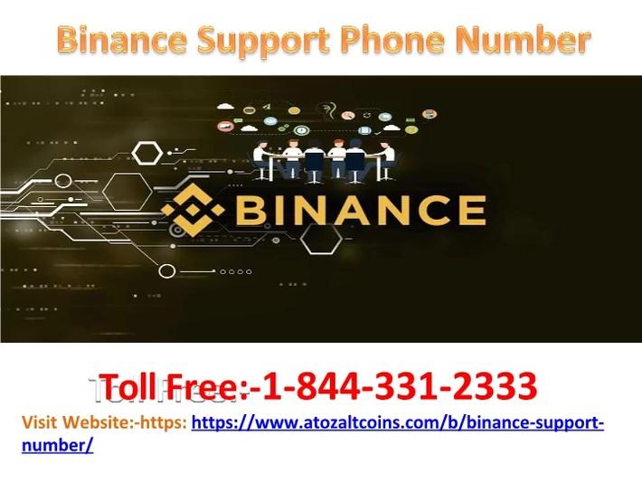 biNanCE  SupPort NumBer +1-844-331-2333
