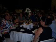 cena conferencia de OM en Mexico city