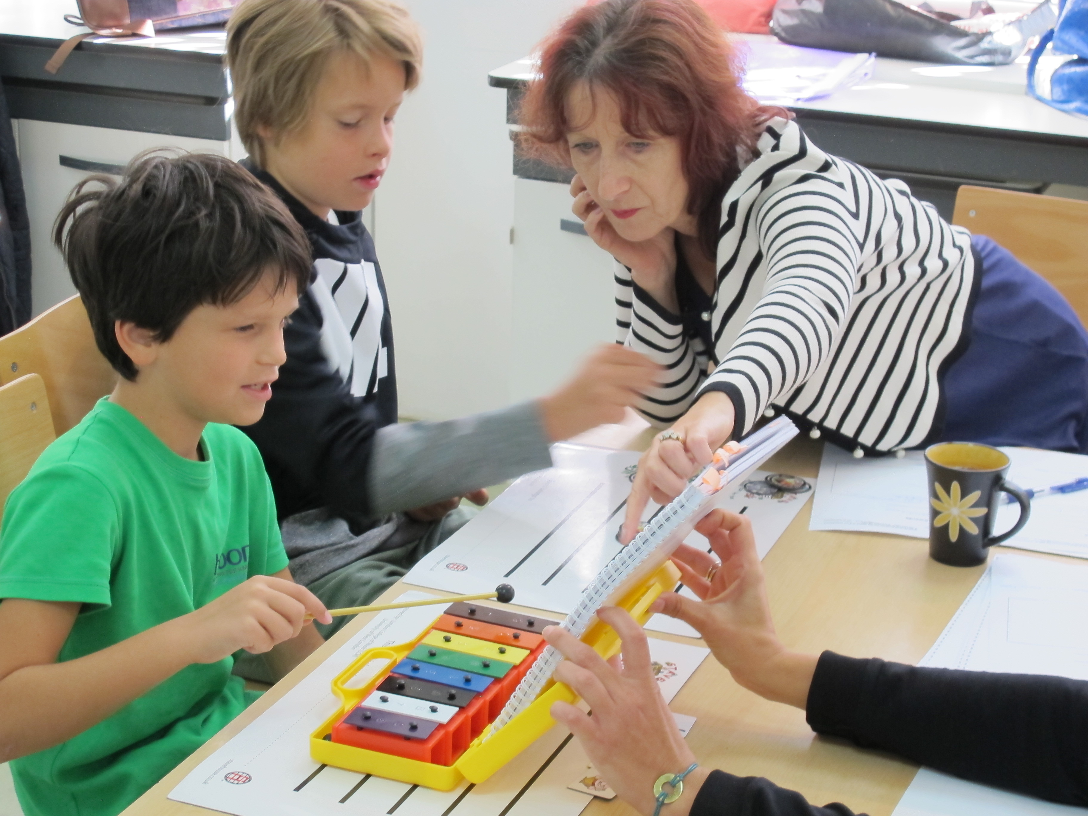 Stave House method introduced to Bosnian children
