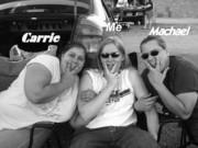 Carrie,Me,Machael