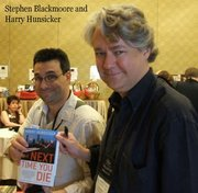 Stephen Blackmoore and Harry Hunsicker