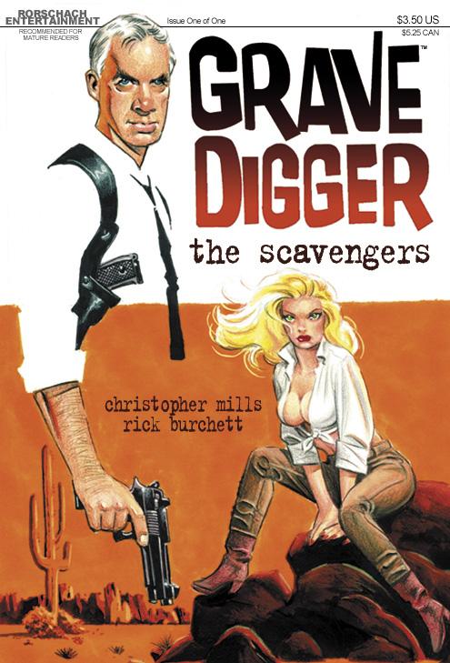 Gravedigger: The Scavengers
