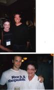Jo & Barry Eisler...Doug Hurwitz & Jo