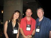 Tess Gerritsen, Mark Sullivan & Pat Mullan