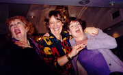 jane gregory,minette walters and broo doherty
