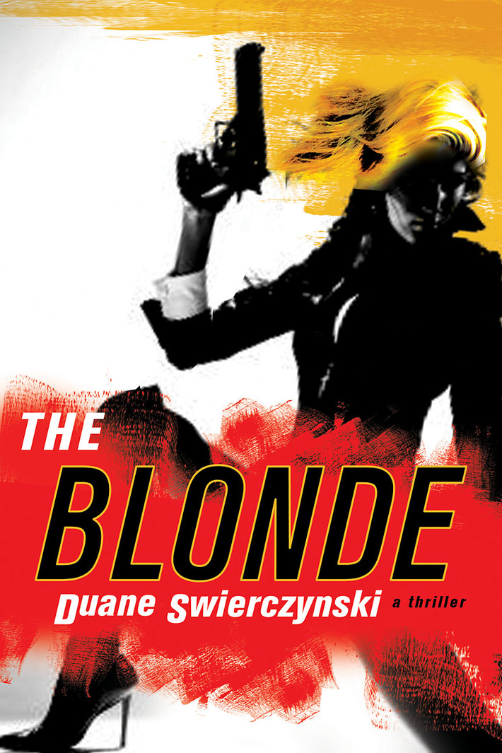 The Blonde trade paperback