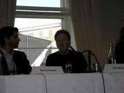 Barry Eisler & Pat Mullan