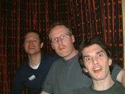 Three Serie Noire Guys