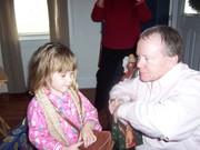 PaPa with his Kristin