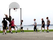 B'con basketball game - Fri., Sept. 29, 12:27 CDT - #12
