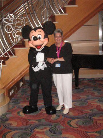 Mickey Patricia