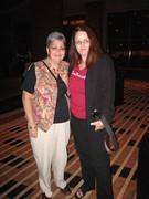 Patricia and Mary Reagan