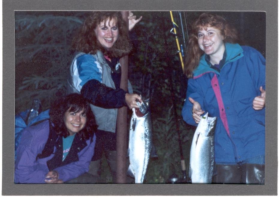 Fishin' Sista friends