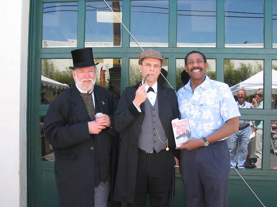 Watson, Holmes & Me