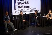 Literary Thrilers Panel