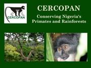 CERCOPAN - Nigeria Africa