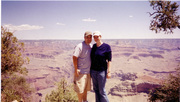 Wife & I at the Grand Canyon