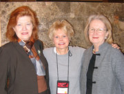 Anne Perry, Me, and Nancy Pickard