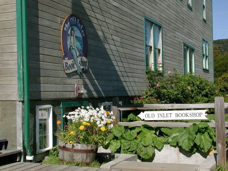 Old Inlet Books Homer