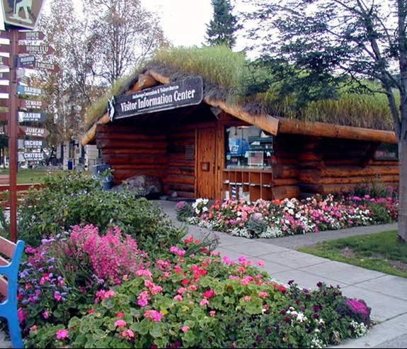 Anchorage Visitors Center